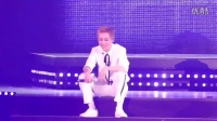 [Fancam] 161107 EXO Suho explains the reason why Xiumin laughed during Lady Luck
