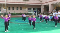 福田村幼儿园大一班晨会舞蹈表演(二)20161121