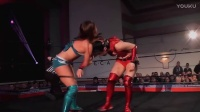 女子摔跤 Shanna VS Hikaru Shida