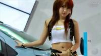 身材超好的韩国车模,邻家小妹