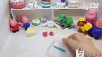千层榴莲蛋糕 亲子早教游戏 橡皮泥粘土制作 讲故事