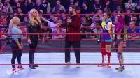 WWE Monday Night Raw 2017.03.06 Bayley, Sasha Banks, Charlot