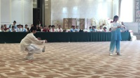 20170510温州市第十六届运动会健身气功比赛(韩小平 六字决)