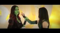 《银河护卫队2》螳螂女读心术搞笑片段