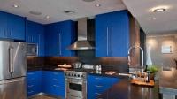 【大连橱柜设计定制】最新厨房装修效果图 最新整体橱柜设计