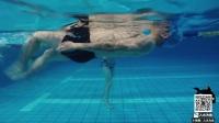 自学仰泳入门教学视频
