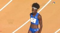 2017美国选拔赛女子百米半决赛 托里鲍维11.03 (-1.2)