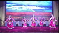 当阳市泳协2017新春联谊会雄风队节目藏族舞蹈《吉祥谣》