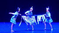 天坛周末9488 三人舞《滴滴嗒》中央民族大学舞蹈学院