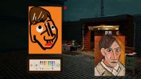 Passpartout(流浪画家)丨教你成为一个抽象派画家!
