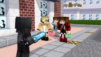 MC音乐MV-超级战士系列-1-4全集-Minecraft Jams