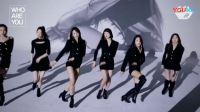 韩国颜值女团 CLC《Black Dress》性感舞蹈版