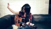 蔡健雅 Tanya's ��吧吉他小教室 - 第3�n 和弦小�c�Y