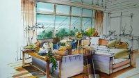 室内手绘,景观手绘 重庆手绘培训 重庆艺缘