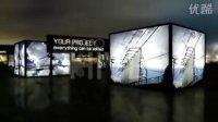 Energy City  AE视频模版欣赏
