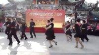 渝北老年大学拉丁舞一班牛仔舞表演