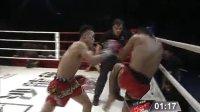 沙龙会clubs赞助 2013武林风环球拳王争霸赛马尼拉站-李宁VS. SAIFUL MERICAN
