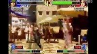 拳皇98:史上最血腥32强骨灰级玩家激烈角逐07KOF斗剧冠军(全)高清