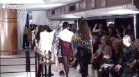 【ParisMADAME原创】巴黎2012春夏成衣时装周Agnès B专场