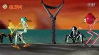 ★愤怒的小鸟★《外星机器人大作战3D动画》