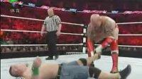 WWE 塞纳VS天灾大帝