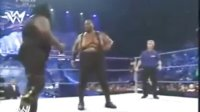 WWE 美国职业摔角 SD 2007年12月14日赛事下半部分(