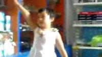 榆树七岁小美女舞蹈表演  给我几秒钟
