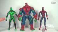 Marvel Legends Spider-Hulk (Spider-Man Classics) 蜘蛛侠绿巨人 测评