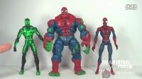 Marvel Legends Spider-Hulk (Spider-Man Classics) 蜘蛛侠绿巨人 测评