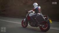 2015 杜卡迪Monster 821 摩托车测评