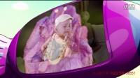AE儿童3D艺术电影相册 MV自动模板