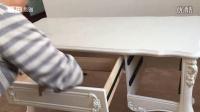 五抽梳妆台(书桌)