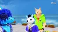 [MMD x Kemono] That One Dumb Person in The Squad