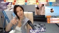 熊猫TV主播-韩国Girls第一期❤-性感美女申仙娥(16-03-30)