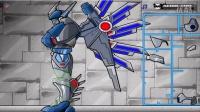 恐龙小游戏之组装机械战神 战神刑天复活21世纪