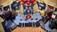 LEGO 乐高幻影忍者2016下半年产品动画-X武士洞