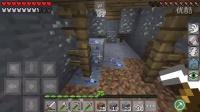 我的世界pe玄古【吸血鬼世界】Ep.10【探索向地下天然矿坑】 MinecraftPE 我的世界手机版实况解说 玄古弑梦