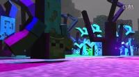 MC动画_僵尸逗比之舞��Zombie Dance_逗比痕迹表示震惊_EnchantedMob#方块学园##我的世界#