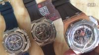 N厂高仿手表复刻名表 爱彼舒马赫 3126机芯