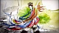 搞笑视频集锦:牛人手绘沙画嫦娥奔月