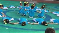福田村幼儿园大一班晨会舞蹈表演(一)20161121