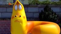 爆笑虫子 01 甜甜圈 超清 恶搞搞笑动画片 爆笑虫子 第3季