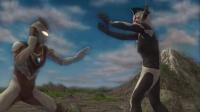 奥特曼格斗进化重生 卡欧斯泰罗单人挑战模式 奥特曼剧场版 奥特曼大电影