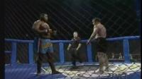 90年代UFC综合格斗MMA经典一战 看战斗民族如何以