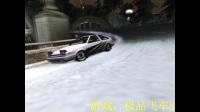 【神烦D】极品飞车8:地下狂飙丨AE86山道漂移(新手)