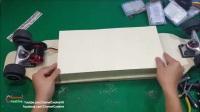 自制电动滑板车(马达:无刷电机)