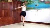 恰恰舞 相信我没有错 燕子广场舞5211 编舞:凤凰香香 简单易学