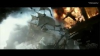 《加勒比海盗5》最新预告片