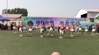 hsq闪亮的青春2017健身操比赛现场