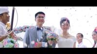巴厘岛海外婚礼-一屋,两人,三餐,四季